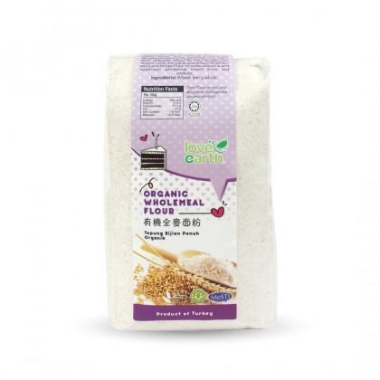 Organic Wholemeal Flour 900g