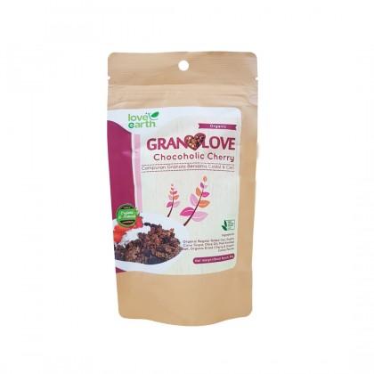 Granolove Chocoholic Cherry 80g