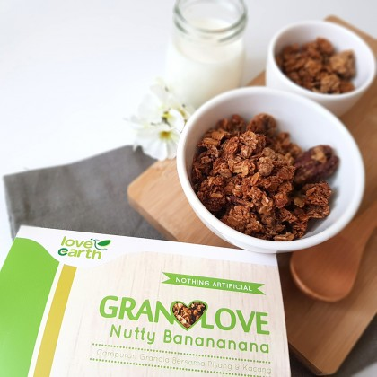 Granolove Nutty Banananana 300g