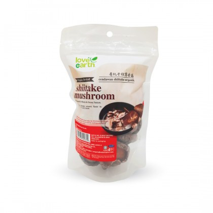 Organic Shiitake Mushroom 80g
