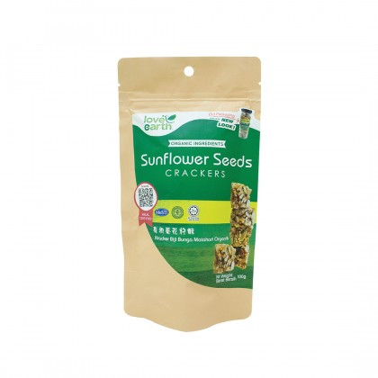 Sunflower Seed Cracker 100g