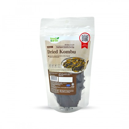 Korean Dried Kombu 60g