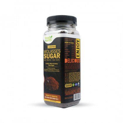Unrefined Molasses Sugar 550g
