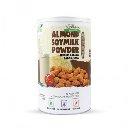 Almond Soymilk Powder 500g