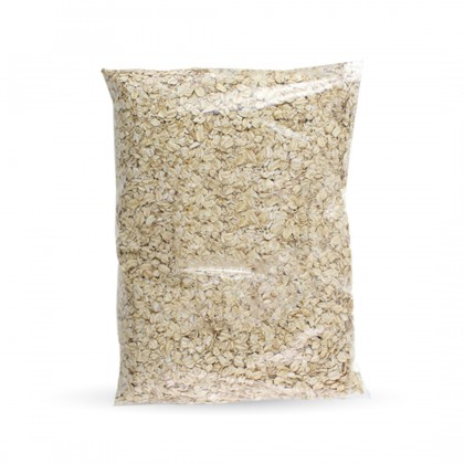 2kg Organic Regular Rolled Oat