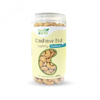 Lightly Salted Cashew 320g
